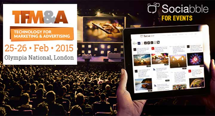The Sociabble Team Heads to London for TFM&A 2015