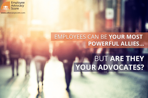 Employee Advocacy, CEOs and the Impact of Executive Impetus