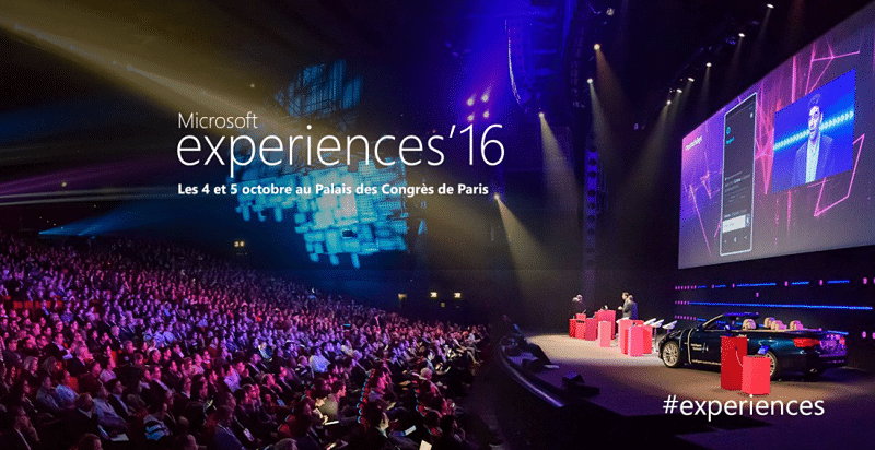 Microsoft experiences 2016: Europe's Largest IT Event Sets a Leading Example on Social Media