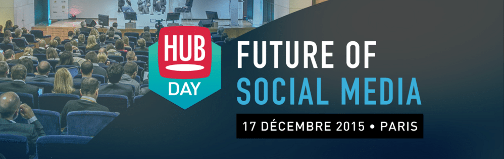 Sociabble at the Hubday Future of Social Media Conference in Paris