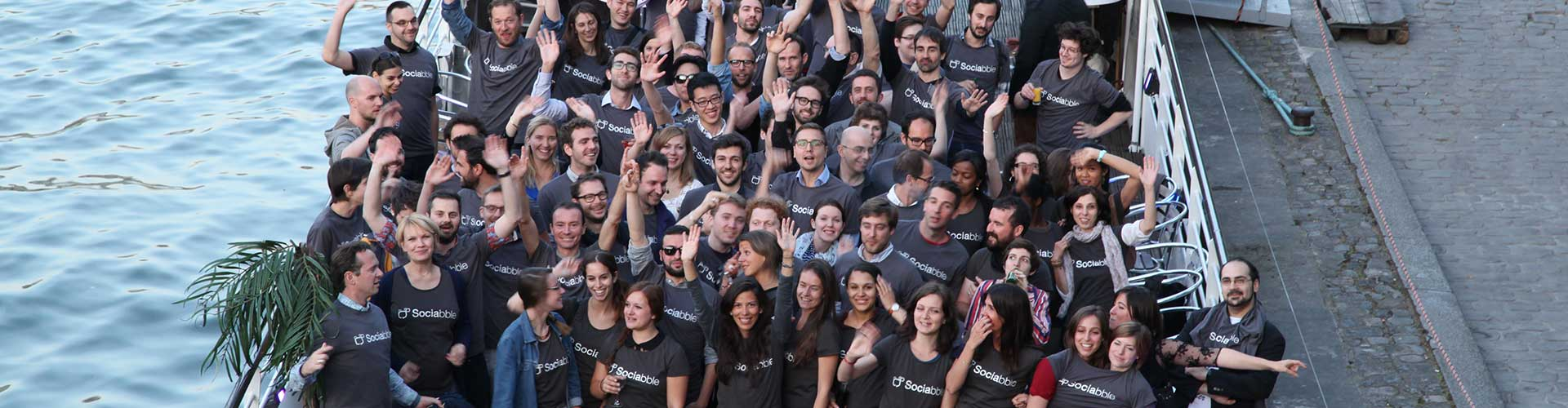 Sociabble Announces a Roundtable of $5M to Accelerate its Expansion in North America and Europe