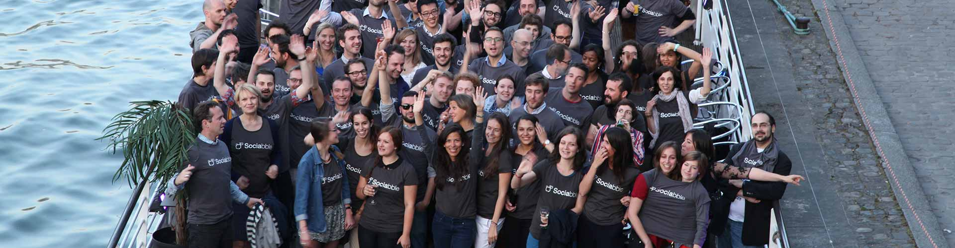Sociabble Named among the Top 100 Companies Recruiting in the Digital Sphere