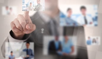 Social Recruitment: Is the Share Mightier than the Ad?