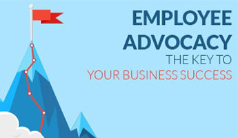 Infographic: Employee Advocacy- The Key to Your Business Success