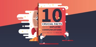 Top 10 Employee Communications Stats