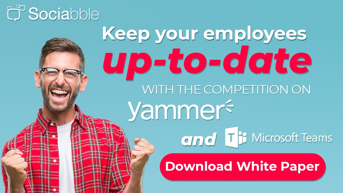 Promo Yammer & Teams White PAper