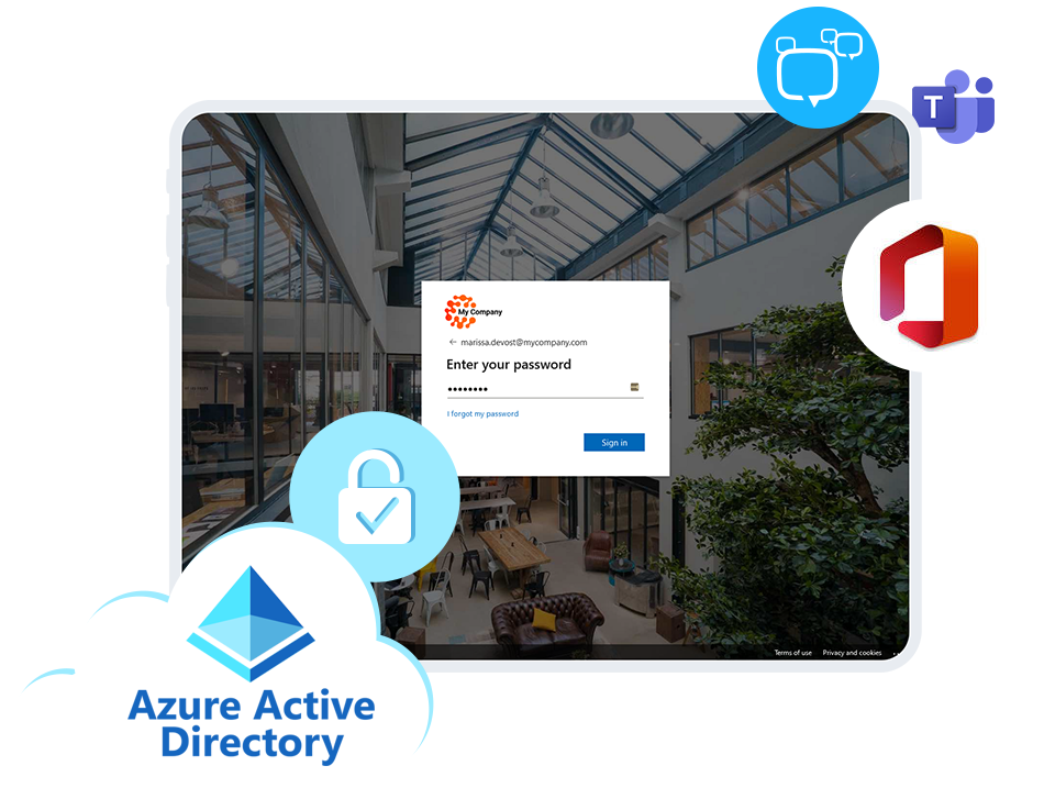 Sociabble and Microsoft Office 365: Azure active directory integration