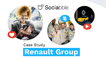 The Renault Group doubles its reach